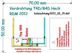 T4D Licht Beleuchtung Modelltram Trammodell Straßenbahn ...